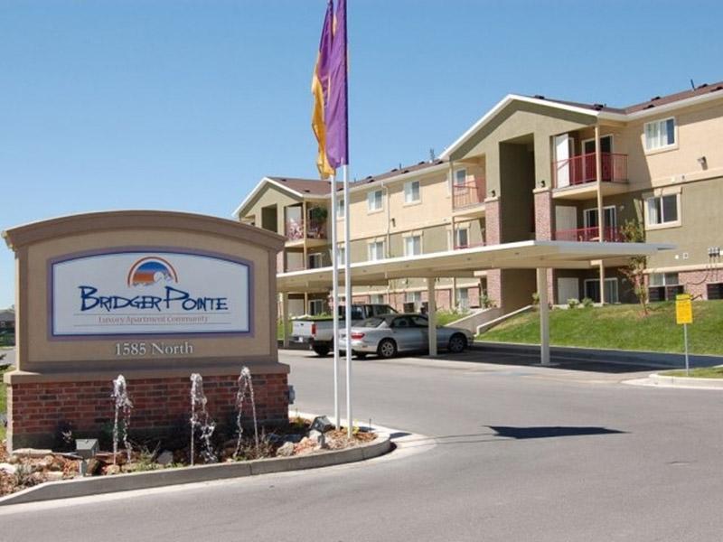 Cherry Hill Apartments Salt Lake City